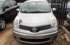 Foreign Used Nissan Note 2007 Model Silver