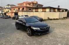 Foreign Used Honda Accord 2016 Model Black