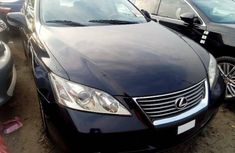 Foreign Used Lexus ES 2007 Model Blue