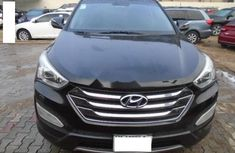 Nigeria Used Hyundai Santa Fe 2014 Model Black