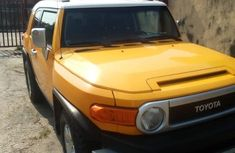 Neat Foreign used Toyota FJ CRUISER 2009
