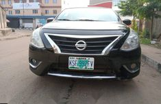 Nigeria Used Nissan Almera 2016 Model Black