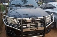 Foreign Used Toyota Hilux 2008 Model Black