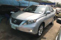 Clean Nigerian used 2013 Lexus RX