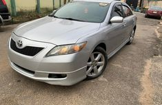 Latest update on Toyota Camry 2007 price in Nigeria