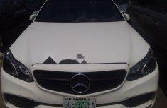 Nigeria Used Mercedes-Benz E350 2012 Model White