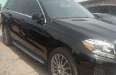 Nigeria Used Mercedes-Benz GLE 2015 Model Black
