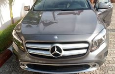 Very Clean Nigerian used Mercedes Benz GLA 2017