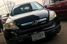 Clean Nigerian used Honda CR-V 2008