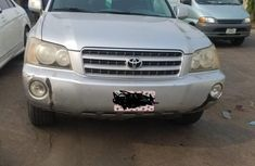 Clean Domestic used Toyota Highlander 2003