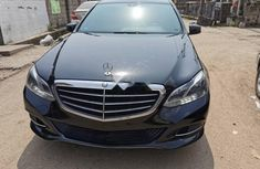 Clean Foreign used 2014 Mercedes-Benz E350