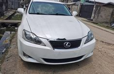 Clean Foreign used Lexus IS 2007