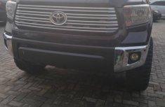 Neat Nigerian used Toyota Tundra 2014