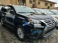 Clean Foreign used Lexus GX 2015