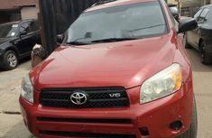Clean Foreign used Toyota RAV4 2007