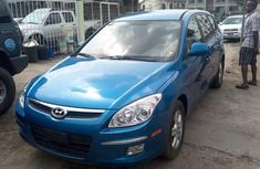 Foreign Used Hyundai Elantra 2011 Model Blue