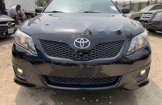 Foreign Used Toyota Camry 2010 Model Black