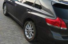 Nigeria Used Toyota Venza 2011 Model Gray