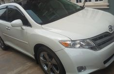 Foreign Used Toyota Venza 2010 Model White