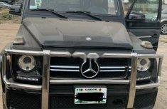 Nigeria Used Mercedes-Benz G63 2013 Model Black