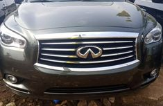 Foreign Used Infiniti JX 2013 Model Black