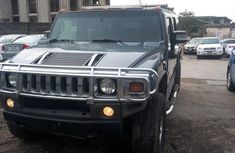 Clean Foreign used 2006 Hummer H2
