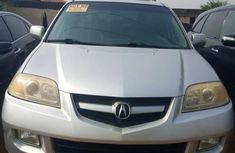 Clean Foreign used Acura MDX 2006