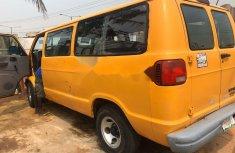 Nigeria Used Dodge RAM 1999 Model Yellow