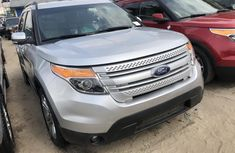 Foreign Used Ford Explorer 2013 Model