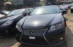 Foreign Used Lexus ES350 2013 Model