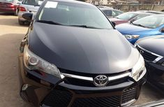 Foreign Used Toyota Camry SE 2014 Model Black