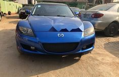 Nigeria Used Mazda RX-8 2005 Model Blue