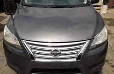 Foreign Used Nissan Sentra 2015 Model Gray