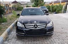 Nigeria Used Mercedes-Benz E350 2008 Model Black