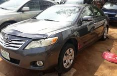 Nigeria Used Toyota Camry 2008 Model Gray