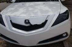 Foreign Used Acura ZDX 2010 Model White