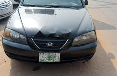 Nigeria Used Hyundai Sonata 2005 Model Blue
