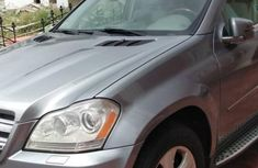 Nigeria Used  Mercedes-Benz GL-Class 2013 Model Silver