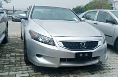 Foreign Used Honda Accord Coupe 2008 Model Silver