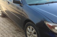 Foreign Used Toyota Camry XLE 2003 Model Blue