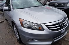 Foreign Used Honda Accord 2009 Model Silver for Sale