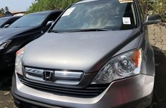 Foreign Used Honda CR-V 2009 Model Silver for Sale