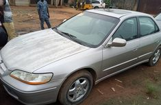 Foreign Used Honda Accord 2011 Model Gold
