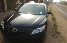 Foreign Used Toyota Camry 2008 Model Black