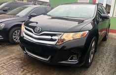 Nigeria Used Toyota Venza 2010 Model Black