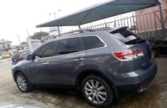 Foreign Used Mazda CX-9 2008 Model Blue