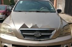 Nigeria Used Kia Sorento 2004 Model Gold