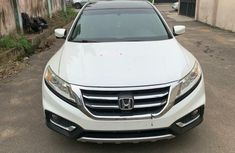 Foreign Used Honda Accord CrossTour 2013 Model White
