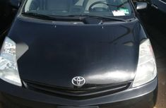 Foreign Used Toyota Prius 2005 Model Black