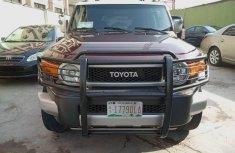 Nigeria Used Toyota FJ CRUISER 2007 Model